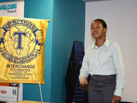 Transformers Toastmasters