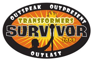 Transformers Toastmasters Survivor 2009